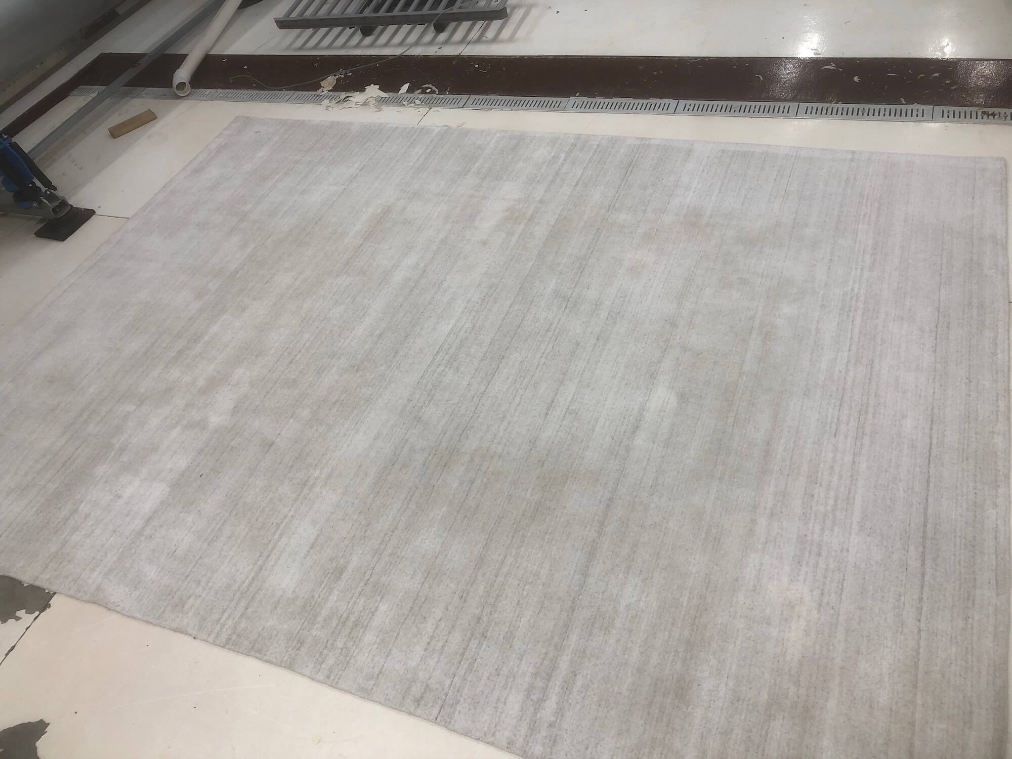 Chem-Dry Cleaned Area Rug