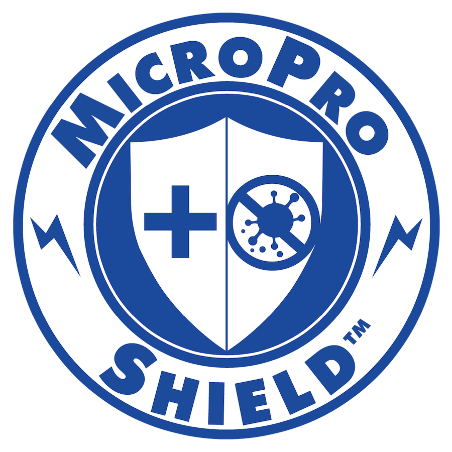 MicroPro logo from Chem-Dry