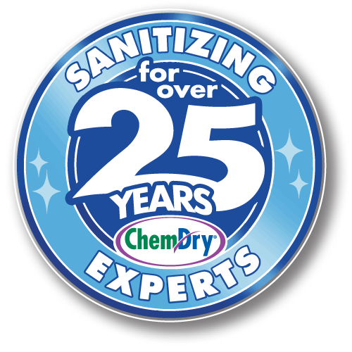 25 years of sanitizing and disinfecting services